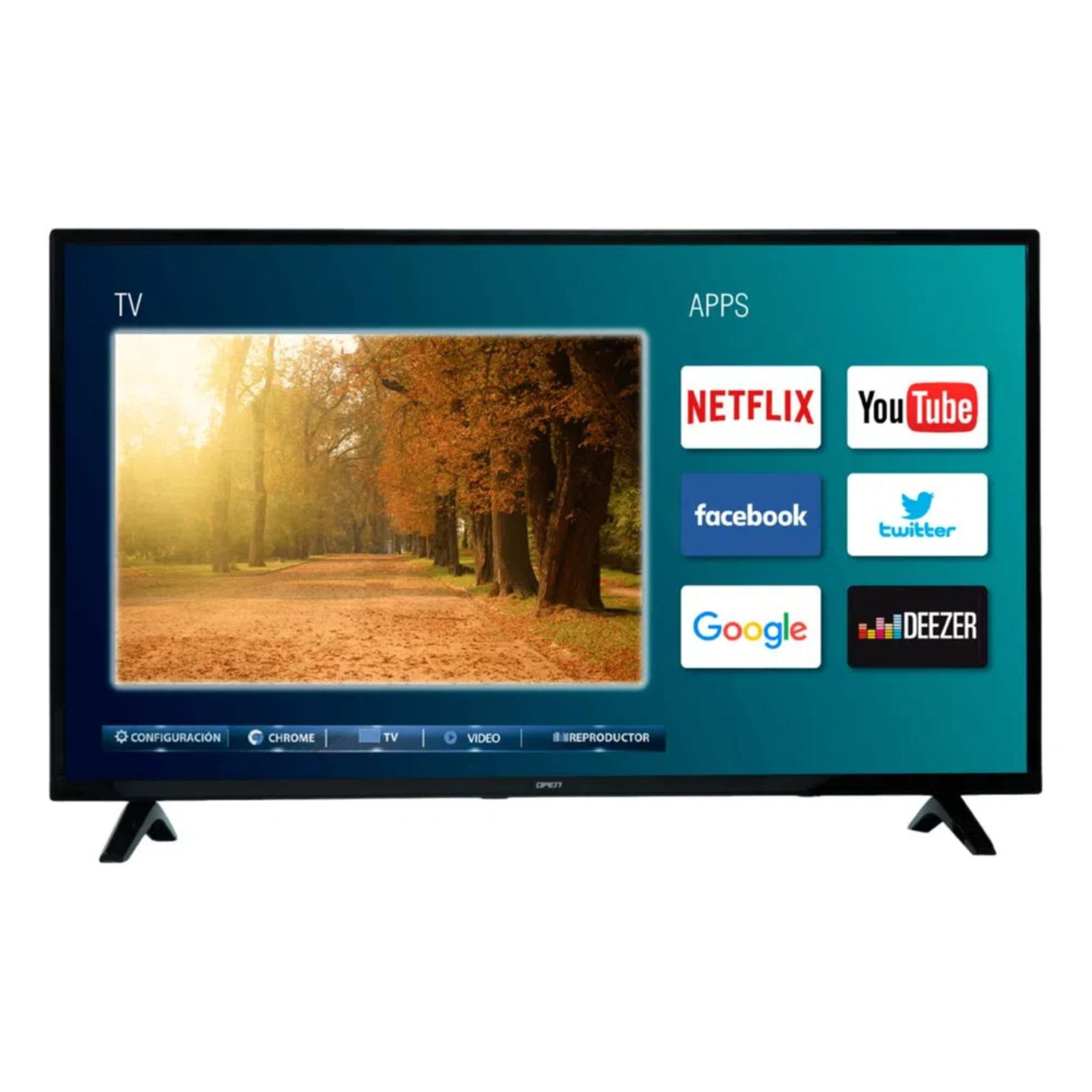 OPEN 40 LED HD SMART – OPLED4002S 0