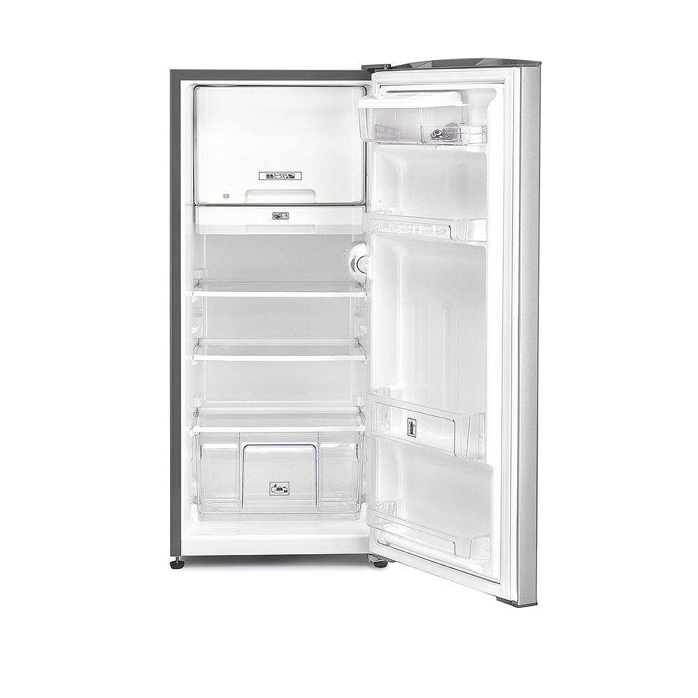 mabe_refrigerador_grafito_RMU210NACG1_frente_abierto